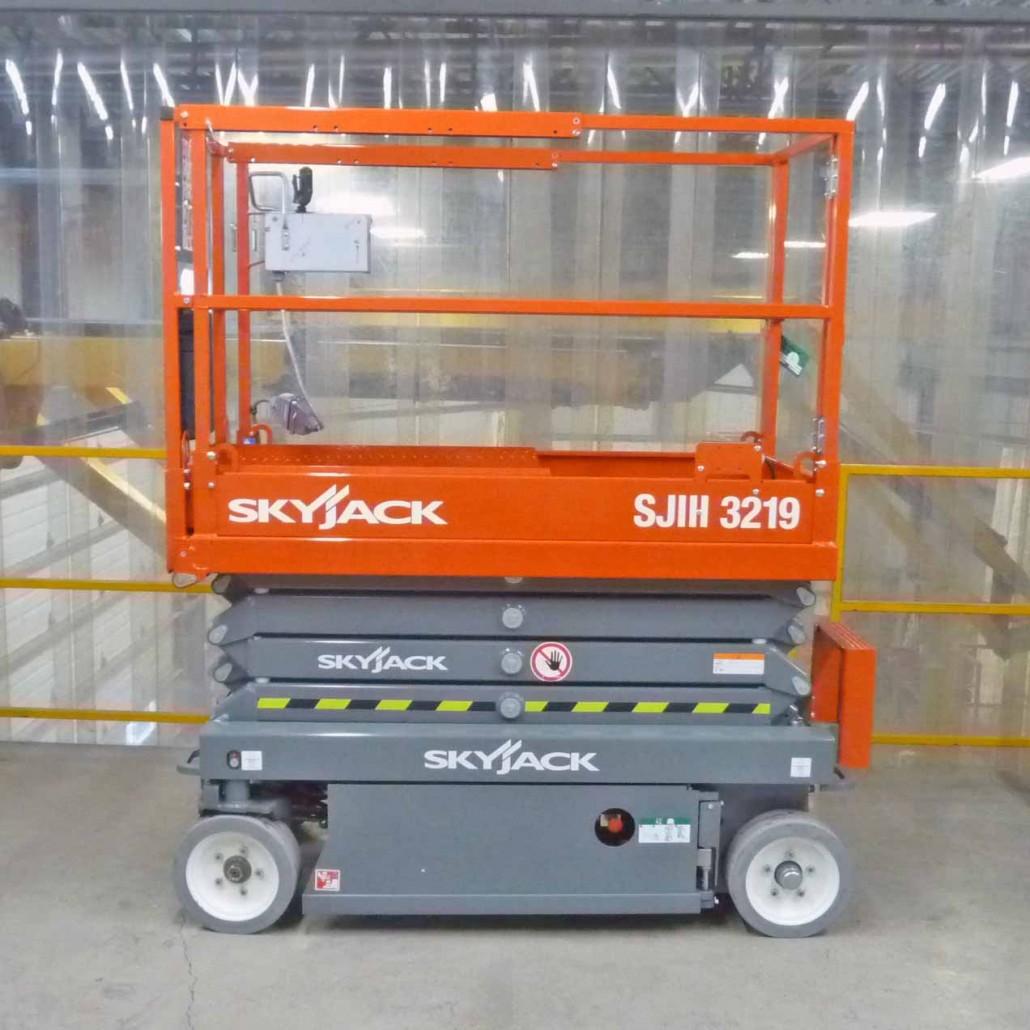 SJIII 3215/19 ELECTRIC SCISSOR LIFTS – Rental Lift Equipment